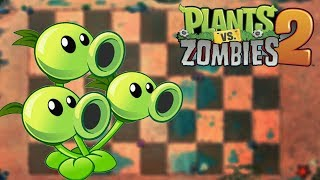 Plants vs. Zombies™ 2 - PopCap Lost City Day 25 Walkthrough
