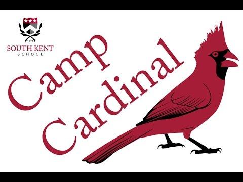 South Kent School Camp Cardinal