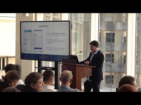 International Blockchain Real Estate Association - NYC Conference 2017: Smart Contracts