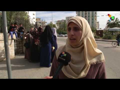 Palestine: Protests Over Electricity Crisis