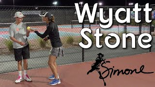 Simone's Interview with Wyatt Stone