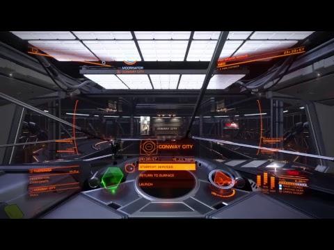 True Life: I'm a Galactic Assassin | Elite Dangerous [PS4]