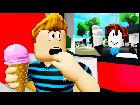 He Was Stalked By A Noob In Brookhaven! A Roblox Movie (Brookhaven RP)