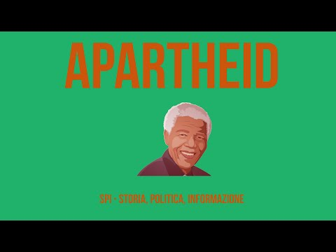 L'apartheid in Sudafrica