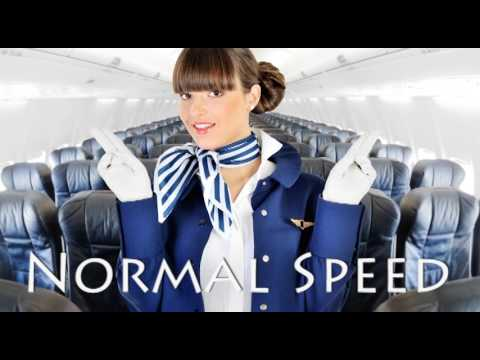 Flight Attendant Spanish Audio See Link In Description For Transcript In English Spanish