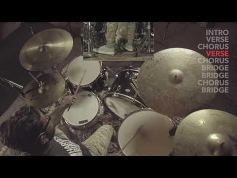 Come Holy Spirit (Drum Tutorial)