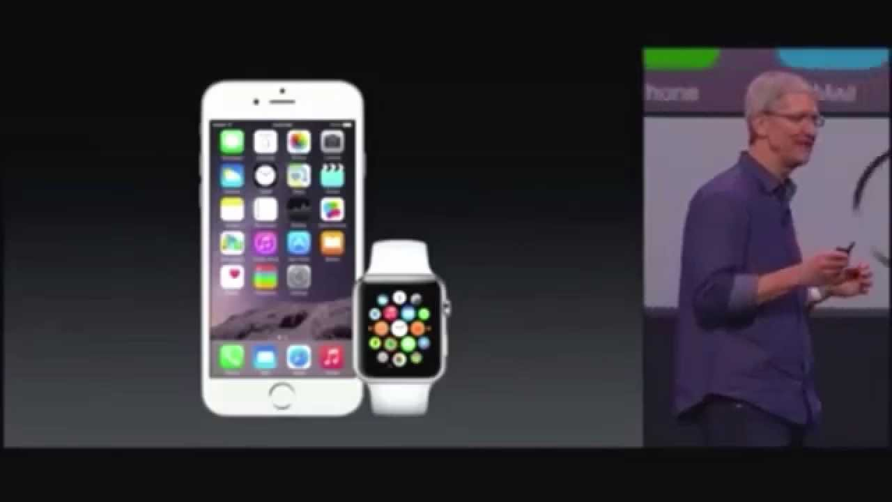 new products 2fc65 55ffc Apple Keynote FULL - September 9, 2014 - iPhone 6, iWatch, Apple Watch,  iPhone 6 Plus! (Part 3 of 3)