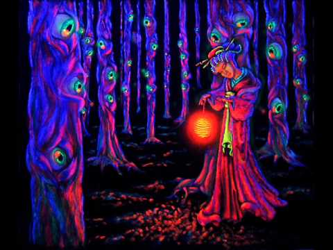 ॐ  Forest Darkpsy Mix ☮☯ ♫ॐ