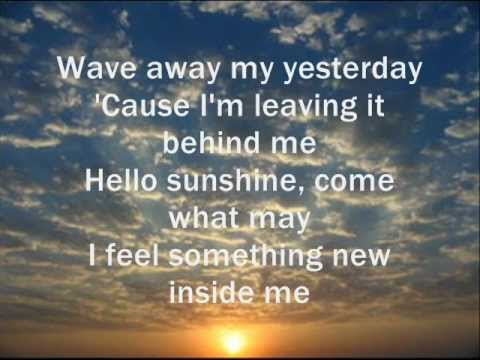 Mandisa- Good Morning ft. Tobymac