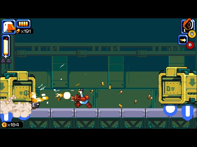 Mighty Goose PC gameplay - Metal Slug??!!