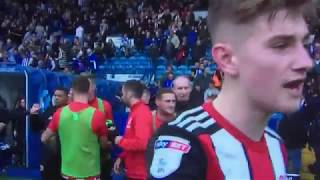 SHEFFIELD IS RED AND WHITE UP THE BLADES 24th Sep 2017 MASSACRE AT HILLSBOROUGH