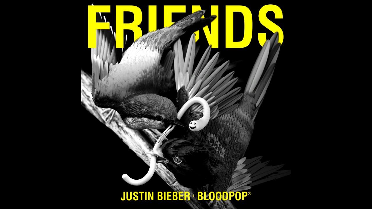 Justin Bieber Bloodpop Friends Official Audio Youtube