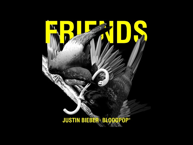 Justin Bieber & BloodPop® - Friends [Official Audio]