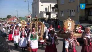 Dożynki Powiatu Kieleckiego 2011