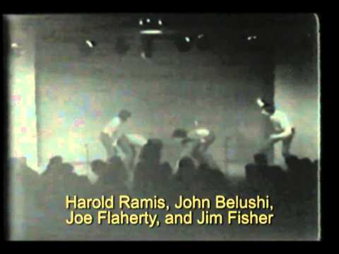 Rare 1970s Harold Ramis Performances