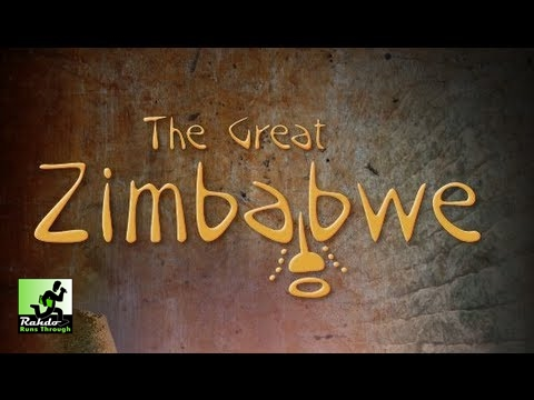 The Great Zimbabwe Final Thoughts