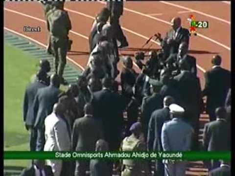 CRTV PREMIERE PARTIE FINALE DU CAMEOUN 2016 APEJES FC DE MFOU ET MBAMBOUTOS DE BOUDA