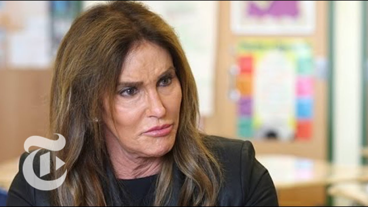 Caitlyn Jenner Meets Her Critics | The New York Times