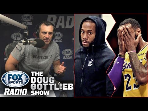 Doug Gottlieb & Cuttino Mobley on LeBron Failing to Recruit Kawhi Leonard