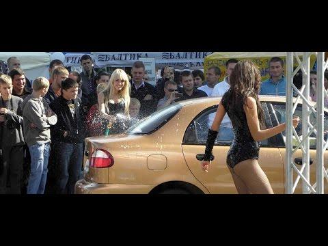 Девушка в машине дпс развод на секс видео