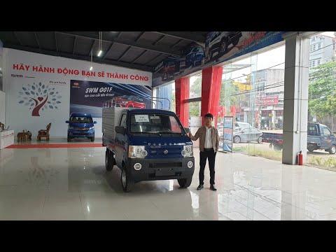 Đâu là xe tải rẻ nhất VIỆT NAM ??? | DONGBEN DB1021 8,1 tạ sẽ không làm bạn thất vọng|.