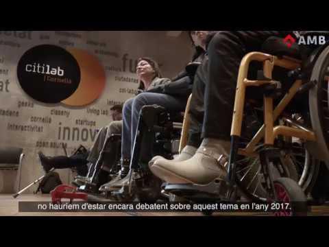 """AMB - Jornada """"L'accessibilitat universal, una estratègia metropolitana"""""""