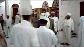 Habib Umar in his house 4