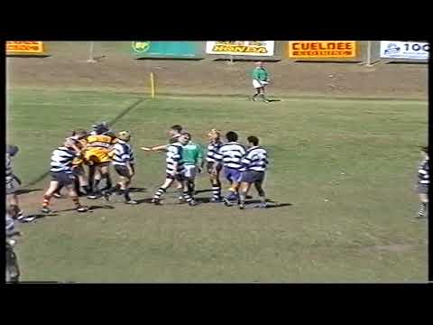 North Ward Old  Boys Rugby Union - Grand Final 2001 Part 1