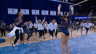 Recap: Madison Kocian's perfect 10 on bars lifts No. 2 UCLA women's gymnastics over No. 19...