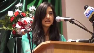 English speech; Pakistani women and the challenges today