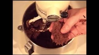 Fudge Filled Chocolate Thumbprints