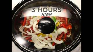 Slow Cooker Chicken Fajitas - Buzzfeed Tasty's