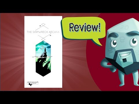 The Shipwreck Arcana | Board Game | BoardGameGeek