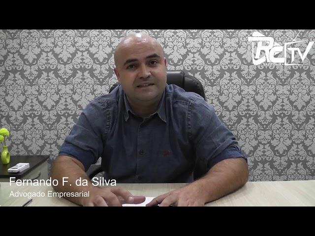 Pronunciamento Oficial Dr. Fernando Ferreira Da Silva