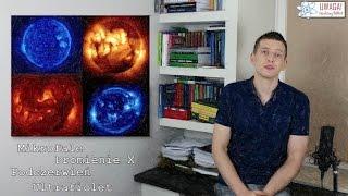 Słońce złote, białe chmury, ŚWIATŁO, Einstein, czarne dziury (cz.1) | Słowo na sobotę #31