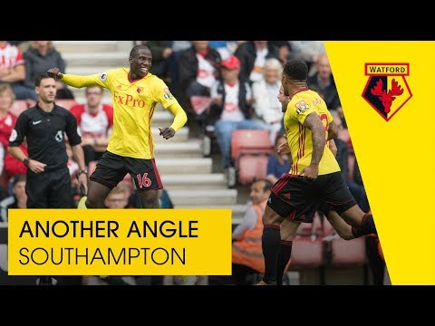 ANOTHER ANGLE | Stunning strikes from Doucouré & Janmaat!
