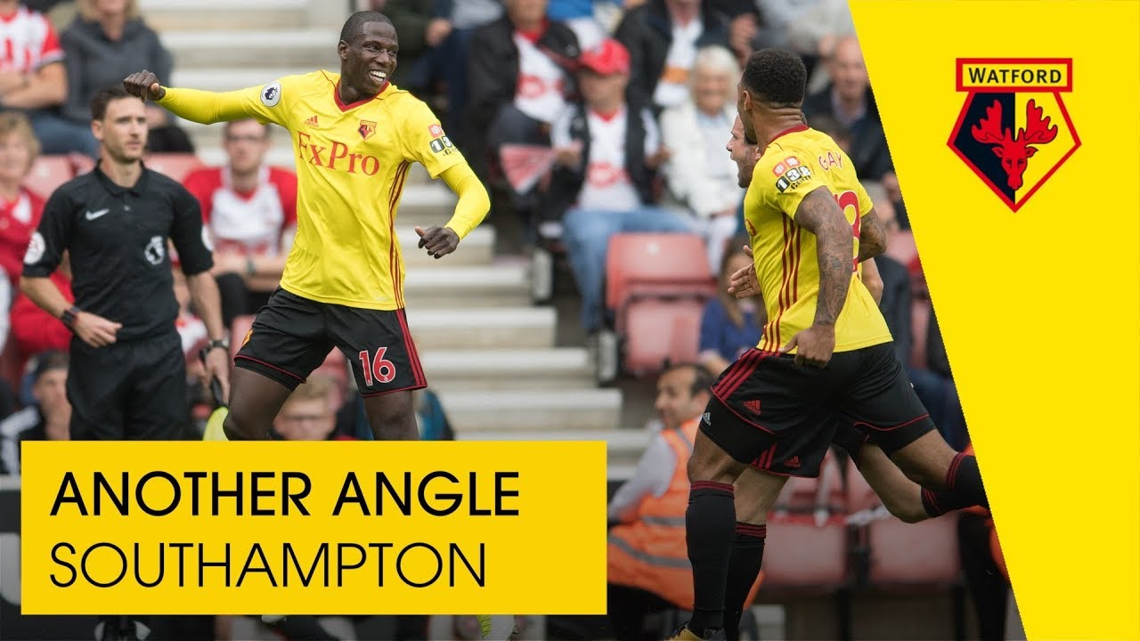 ANOTHER ANGLE  Stunning strikes from Doucouré & Janmaat!