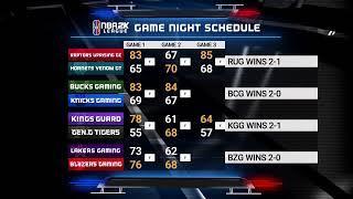 NBA 2K League Season 3 Week 2 | Day 3