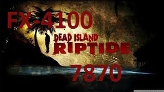 Dead Island riptide gameplay FX - 4100 7870