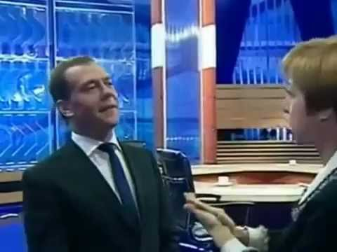 Анекдоты про Медведева -