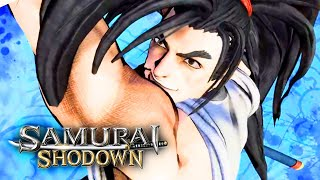 Samurai Shodown - Return Of A Legend Gameplay Trailer