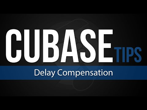 Cubase Tips – Delay Compensation