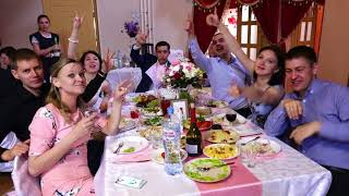 свадебный Банкет 2 июня