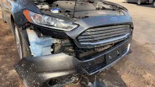 Авто из США . Biohazard ☣️ - что это? Очередной. Ford Fusion в Украину.