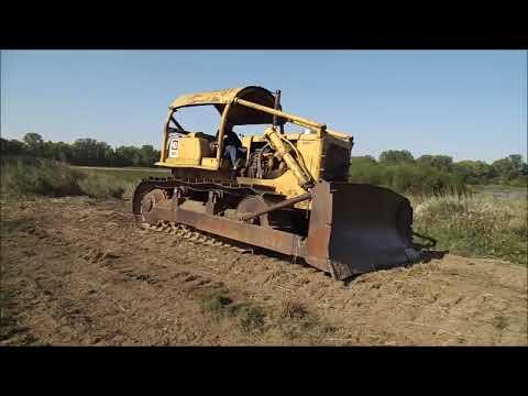 1969 Caterpillar D7E dozer for sale | no-reserve Internet auction October  12, 2017