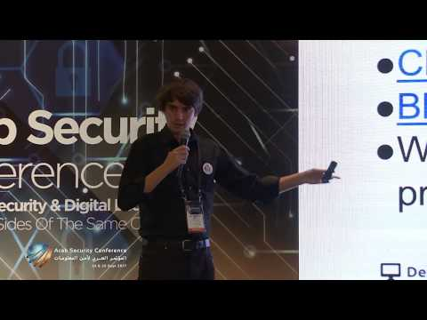 ASC2017 - Introduction to Cryptocurrency & the BlockChain - Eng. Jonathan Weber