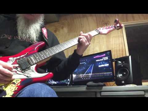 Dream Theater- Pull Me Under- Rocksmith 2014 Official DLC master mode