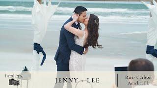 The Dog of Honor definitely stole the show | Wedding Highlight Video | Ritz- Carlton Amelia Island