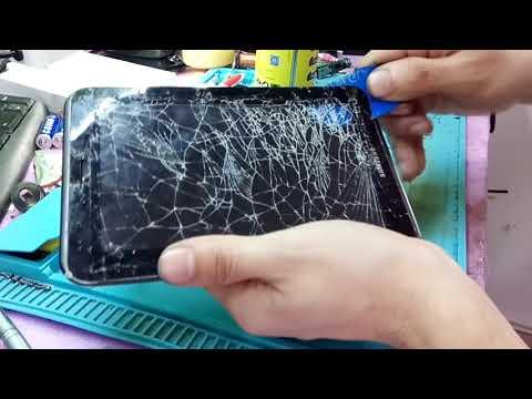 РЕМОНТ Samsung Galaxy Tab 2 P3100 замена тачскрина
