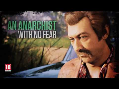 Thomas Burke - The Anarchist [PEGI]